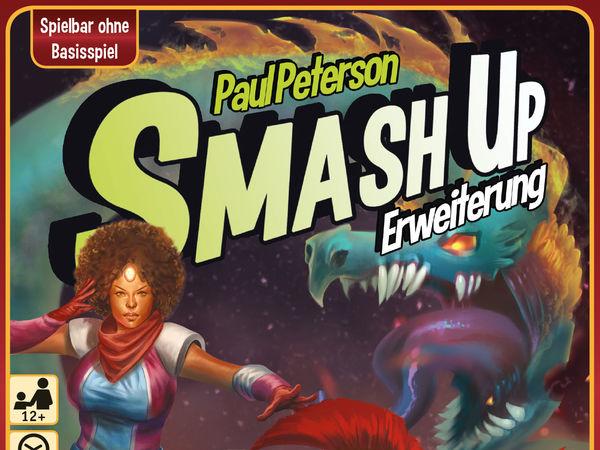 Bild zu Frühjahrs-Neuheiten-Spiel Smash Up: Die Unverzichtbaren