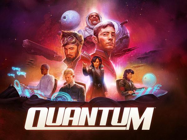 Bild zu Frühjahrs-Neuheiten-Spiel Quantum