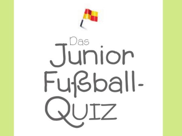 Bild zu Frühjahrs-Neuheiten-Spiel Das Junior Fußball-Quiz