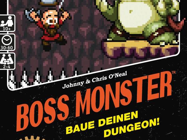 Bild zu Frühjahrs-Neuheiten-Spiel Boss Monster: Baue deinen Dungeon!