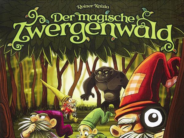 Bild zu Frühjahrs-Neuheiten-Spiel Der magische Zwergenwald