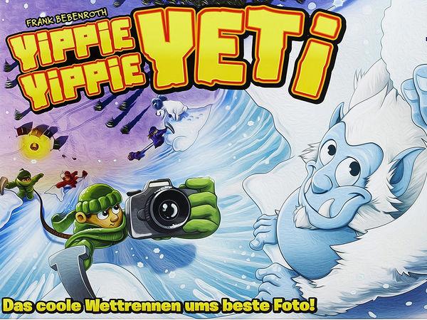 Bild zu Alle Brettspiele-Spiel Yippie Yippie Yeti