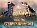 Vorschaubild zu Spiel Pirates Attack