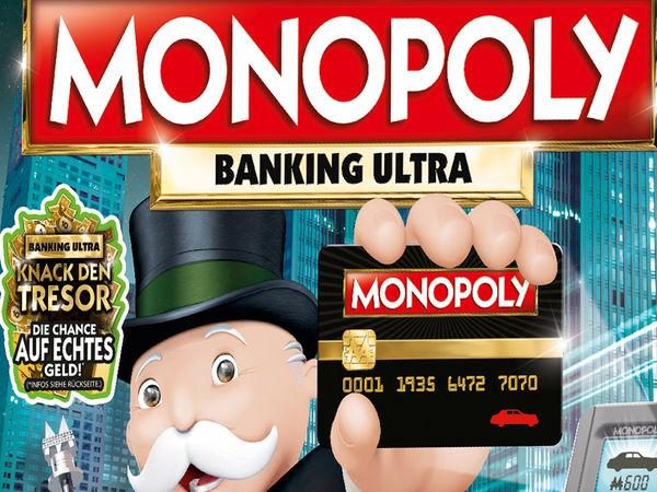 Bild zu Frühjahrs-Neuheiten-Spiel Monopoly Banking Ultra