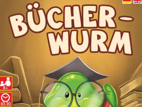 Bild zu Frühjahrs-Neuheiten-Spiel Bücherwurm