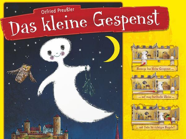 Bild zu Alle Brettspiele-Spiel Das kleine Gespenst: Spuk auf Burg Eulenstein