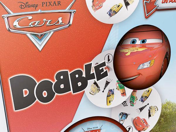 Bild zu Frühjahrs-Neuheiten-Spiel Dobble: Cars
