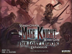Mage Knight: Die Verschollene Legion