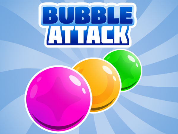 Bild zu Top-Spiel Bubble Attack