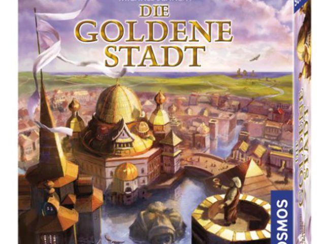 Die goldene Stadt Bild 1