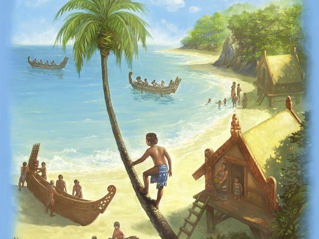 Maori Bild 1