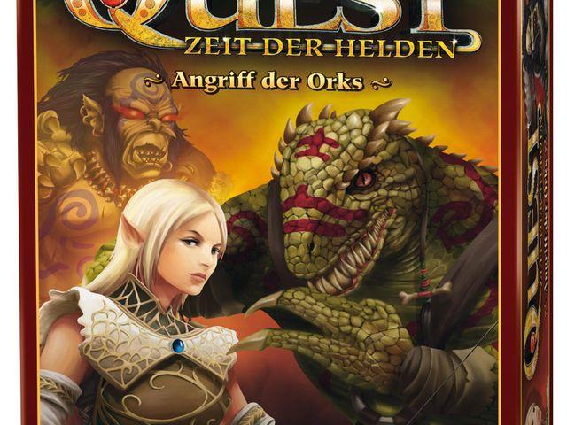 Quest, Zeit der Helden: Angriff der Orks Bild 1