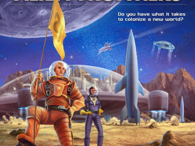 Alien Frontiers Bild 1