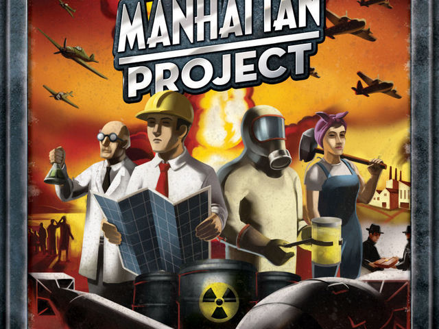 The Manhattan Project Bild 1