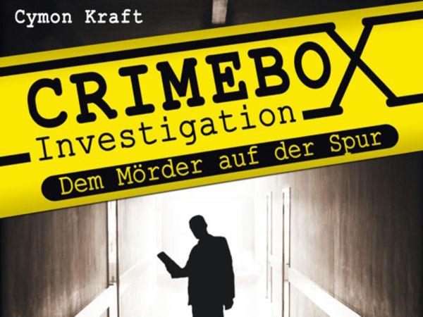 Bild zu Frühjahrs-Neuheiten-Spiel Crimebox Investigation
