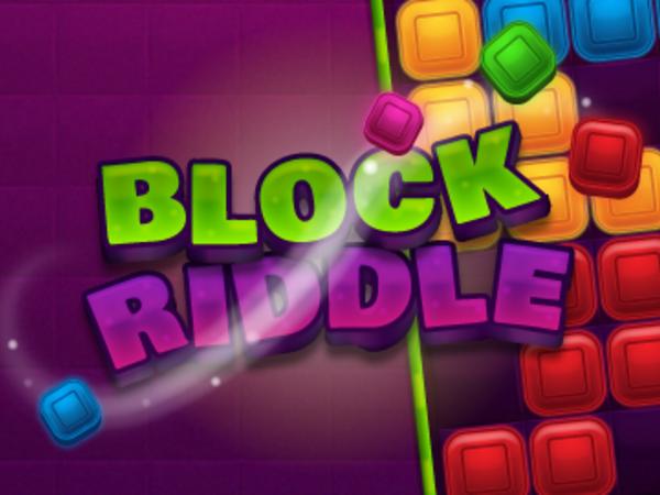 Bild zu HTML5-Spiel Block Riddle