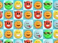 Highscore-Spiel Emoji Match 3 spielen