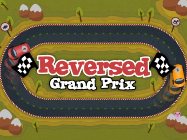 Bild zu HTML5-Spiel Reversed Grand Prix