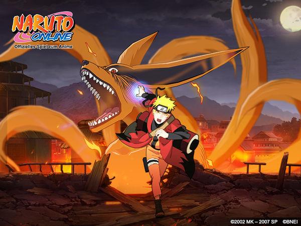 Bild zu Rollenspiele-Spiel Naruto Online
