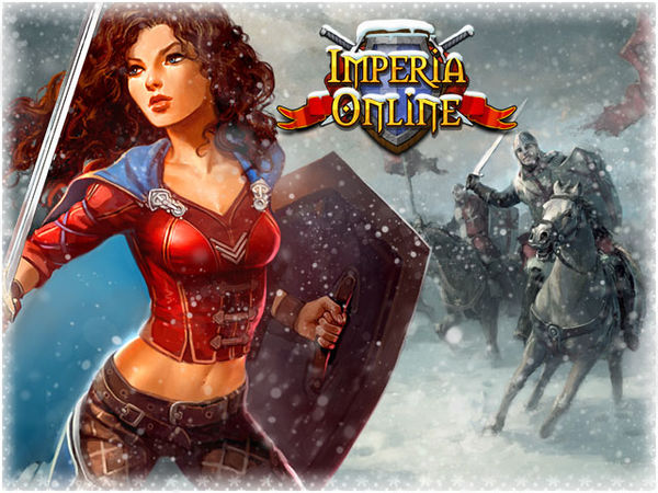 Bild zu Rollenspiele-Spiel Imperia Online