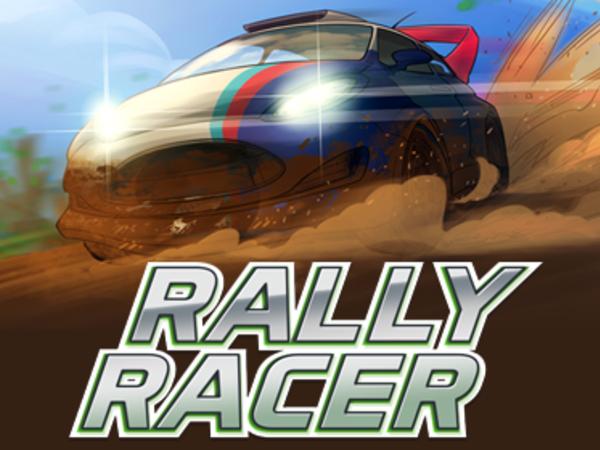 Bild zu HTML5-Spiel Rally Racer