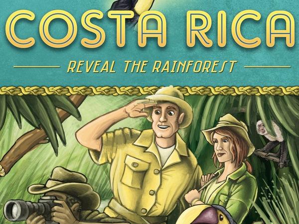 Bild zu Frühjahrs-Neuheiten-Spiel Costa Rica