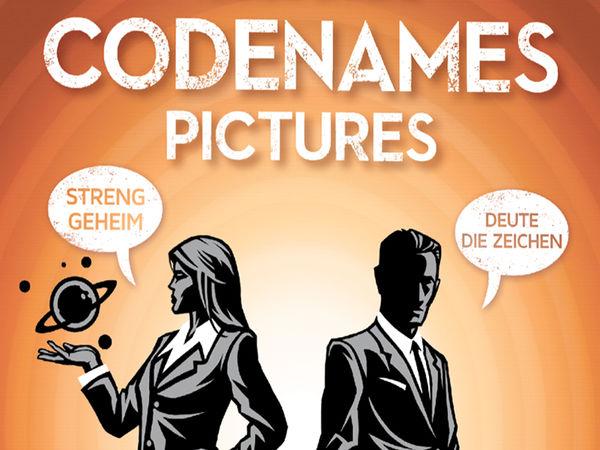 Bild zu Frühjahrs-Neuheiten-Spiel Codenames Pictures