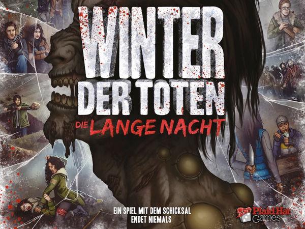 Bild zu Alle Brettspiele-Spiel Winter der Toten: Die lange Nacht