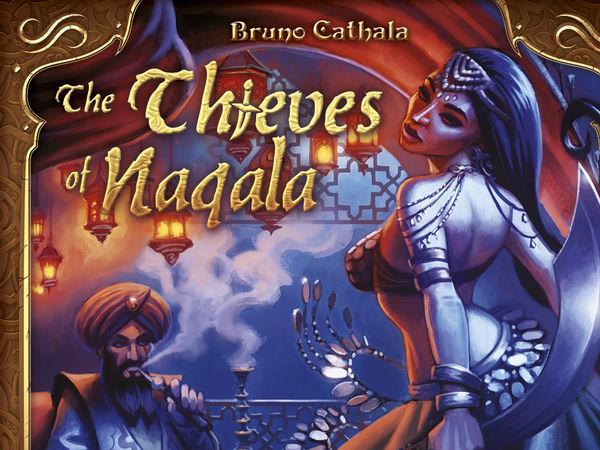 Bild zu Frühjahrs-Neuheiten-Spiel Five Tribes: Die Diebe von Naqala