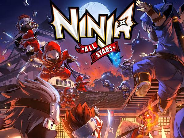 Bild zu Frühjahrs-Neuheiten-Spiel Ninja All-Stars