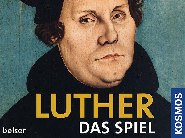 Bild zu Alle Brettspiele-Spiel Luther - Das Spiel