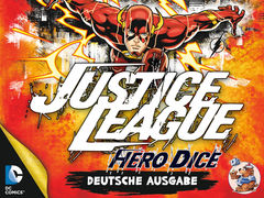Justice League: Hero Dice - Flash-Set