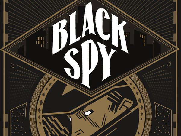 Bild zu Frühjahrs-Neuheiten-Spiel Black Spy