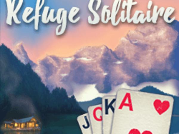 Bild zu Denken-Spiel Refuge Solitaire