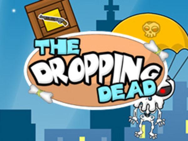 Bild zu HTML5-Spiel The Dropping Dead