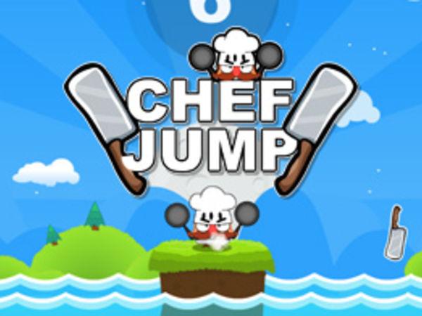 Bild zu Neu-Spiel Chef Jump