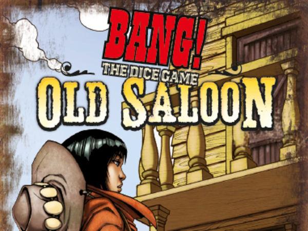 Bild zu Frühjahrs-Neuheiten-Spiel Bang! The Dice Game: Old Saloon