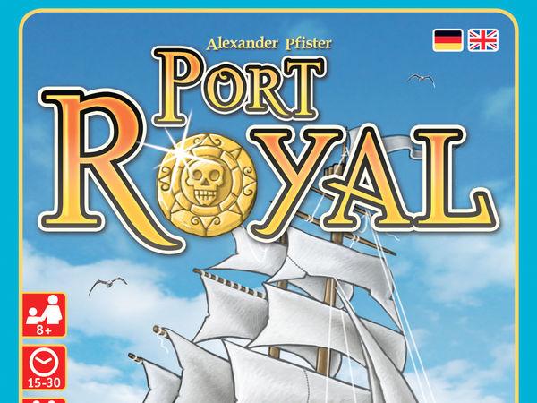 Bild zu Frühjahrs-Neuheiten-Spiel Port Royal: Unterwegs