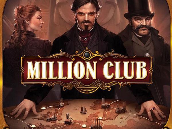 Bild zu Alle Brettspiele-Spiel Million Club