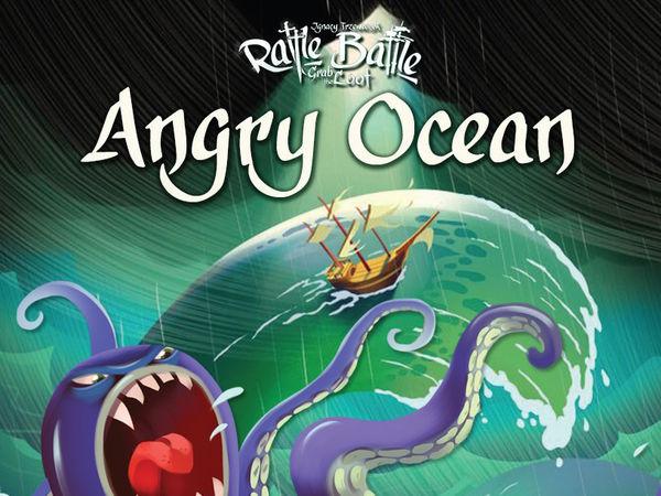 Bild zu Frühjahrs-Neuheiten-Spiel Rattle, Battle, Grab the Loot: Angry Ocean
