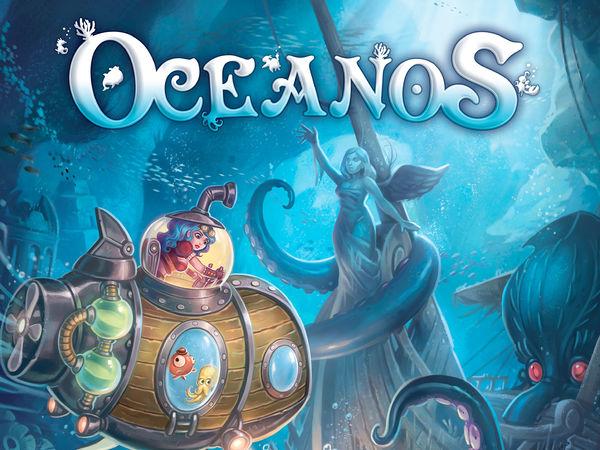 Bild zu Frühjahrs-Neuheiten-Spiel Oceanos