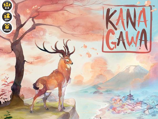 Bild zu Frühjahrs-Neuheiten-Spiel Kanagawa