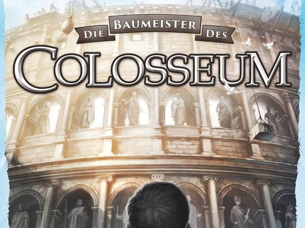 Bild zu Frühjahrs-Neuheiten-Spiel Die Baumeister des Colosseum