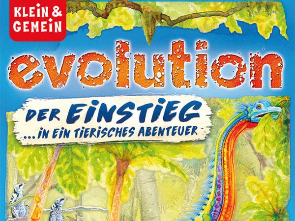 Bild zu Frühjahrs-Neuheiten-Spiel Evolution: Der Einstieg