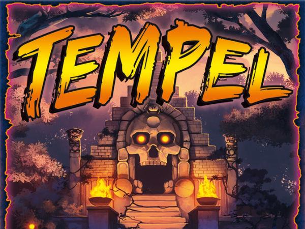 Bild zu Alle Brettspiele-Spiel Tempel des Schreckens