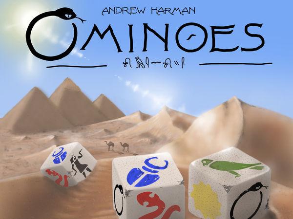 Bild zu Frühjahrs-Neuheiten-Spiel Ominoes