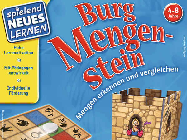 Bild zu Frühjahrs-Neuheiten-Spiel Burg Mengenstein