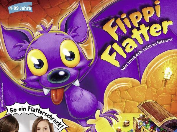 Bild zu Frühjahrs-Neuheiten-Spiel Flippi Flatter