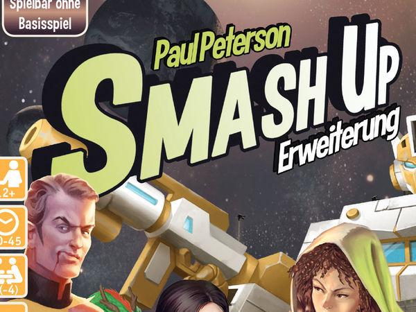 Bild zu Frühjahrs-Neuheiten-Spiel Smash Up: Vergessene Helden