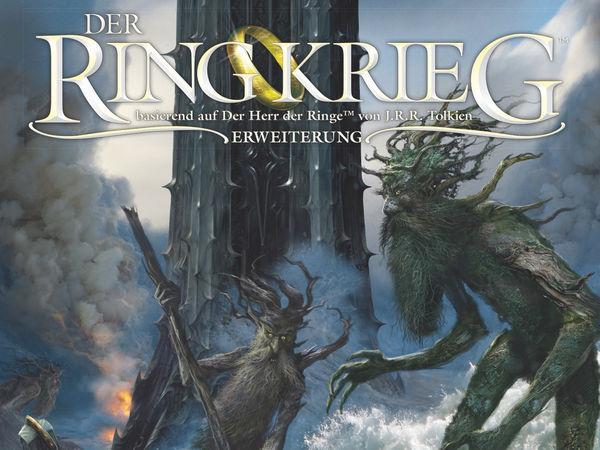 Bild zu Frühjahrs-Neuheiten-Spiel Der Herr der Ringe – Der Ringkrieg: Die Krieger von Mittelerde